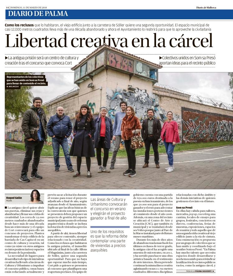 Som sa Presó - Diario de Mallorca-1