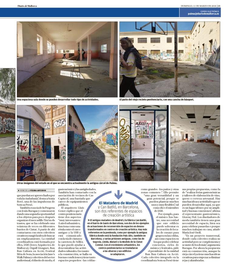 Som sa Presó - Diario de Mallorca-2